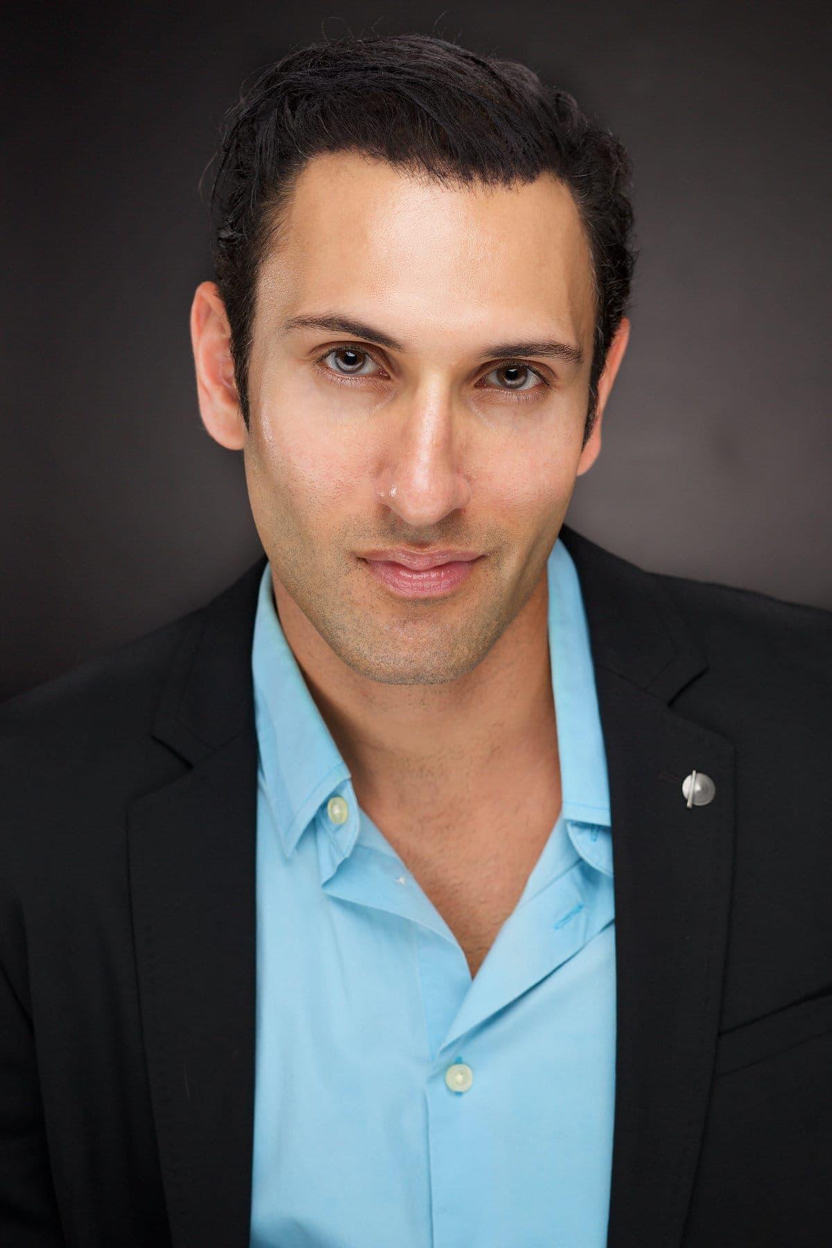 Chris Vij Acting Headshot pt6