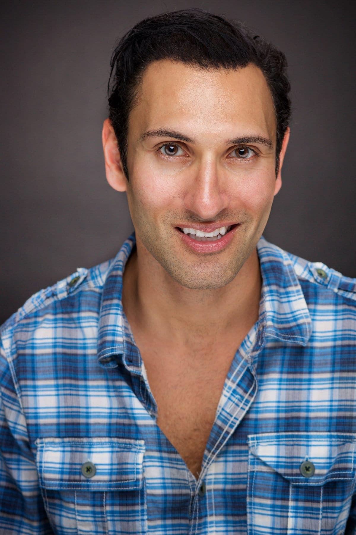 Chris Vij Acting Headshot pt5
