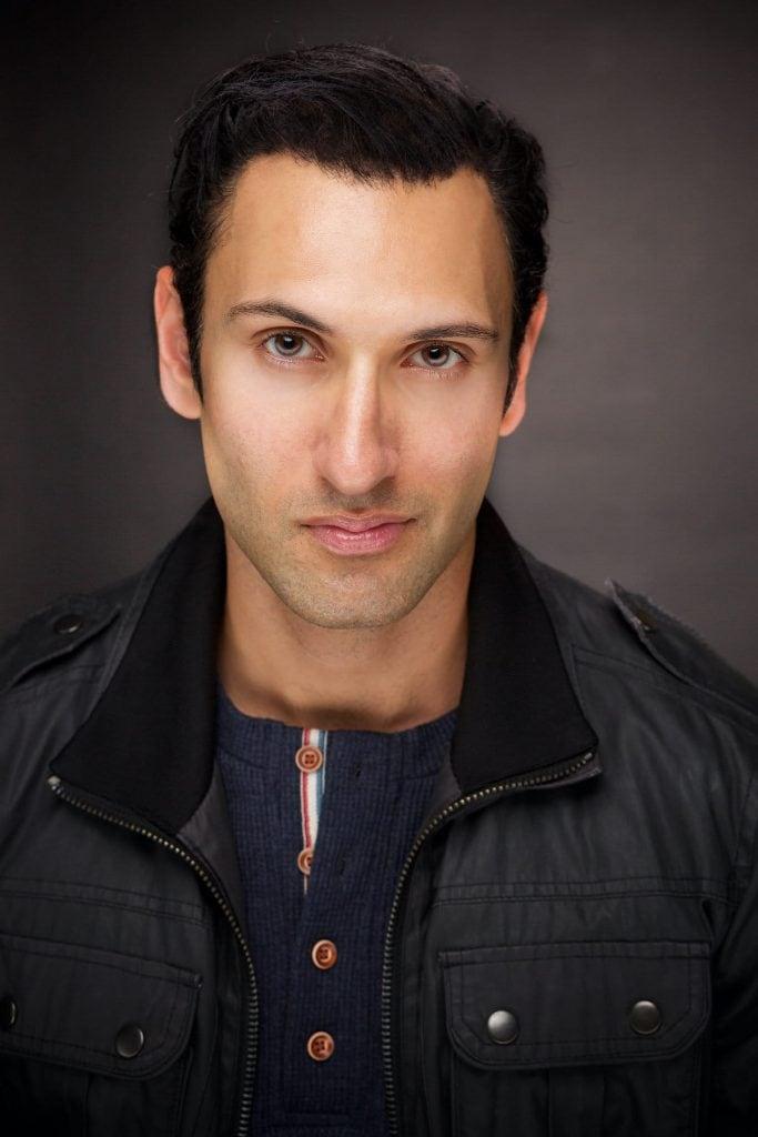 Chris Vij Acting Headshot pt9
