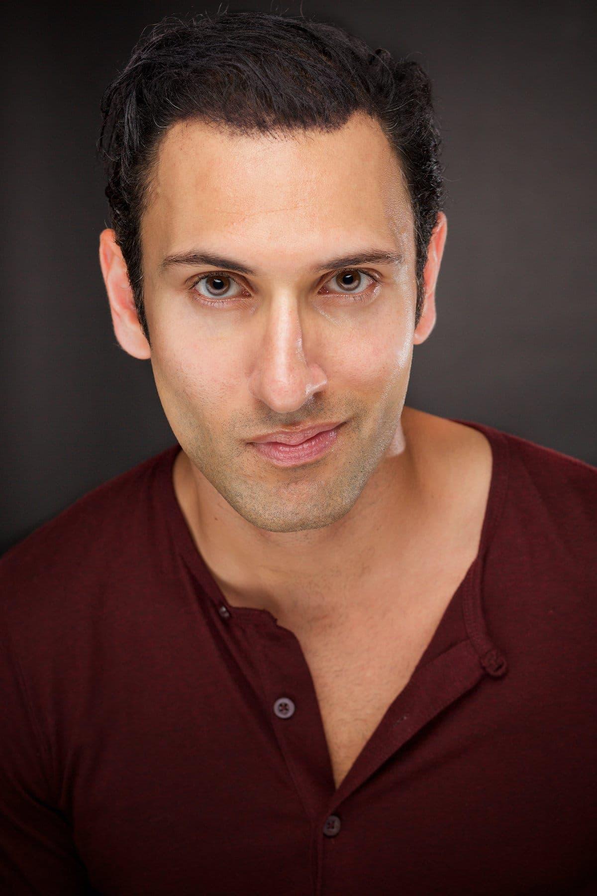 Chris Vij Acting Headshot pt3